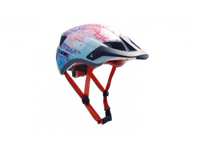 CUBE Helmet CMPT YOUTH - team triangle