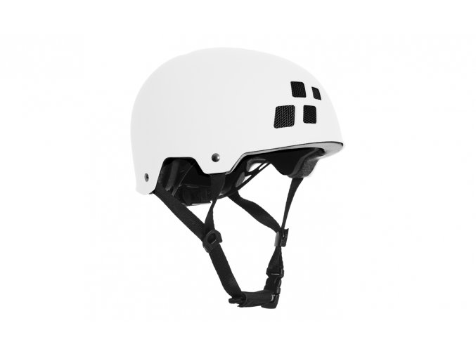 CUBE Helmet DIRT - white