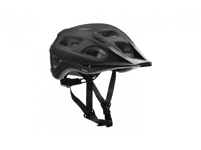 CUBE Helmet TOUR+ black