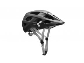CUBE Helm AM RACE - black´n´white