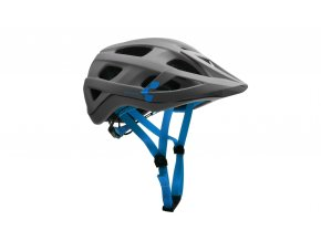 CUBE Helm AM RACE - grey´n´blue