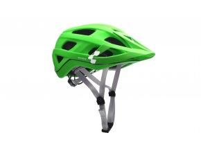CUBE Helm AM RACE - green´n´white