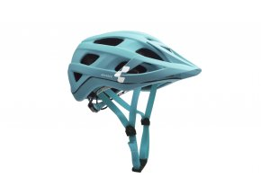 CUBE Helm AM RACE -  iceblue´n´white
