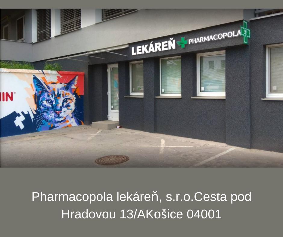Pharmacopola lekáreň, s.r.o. Košice