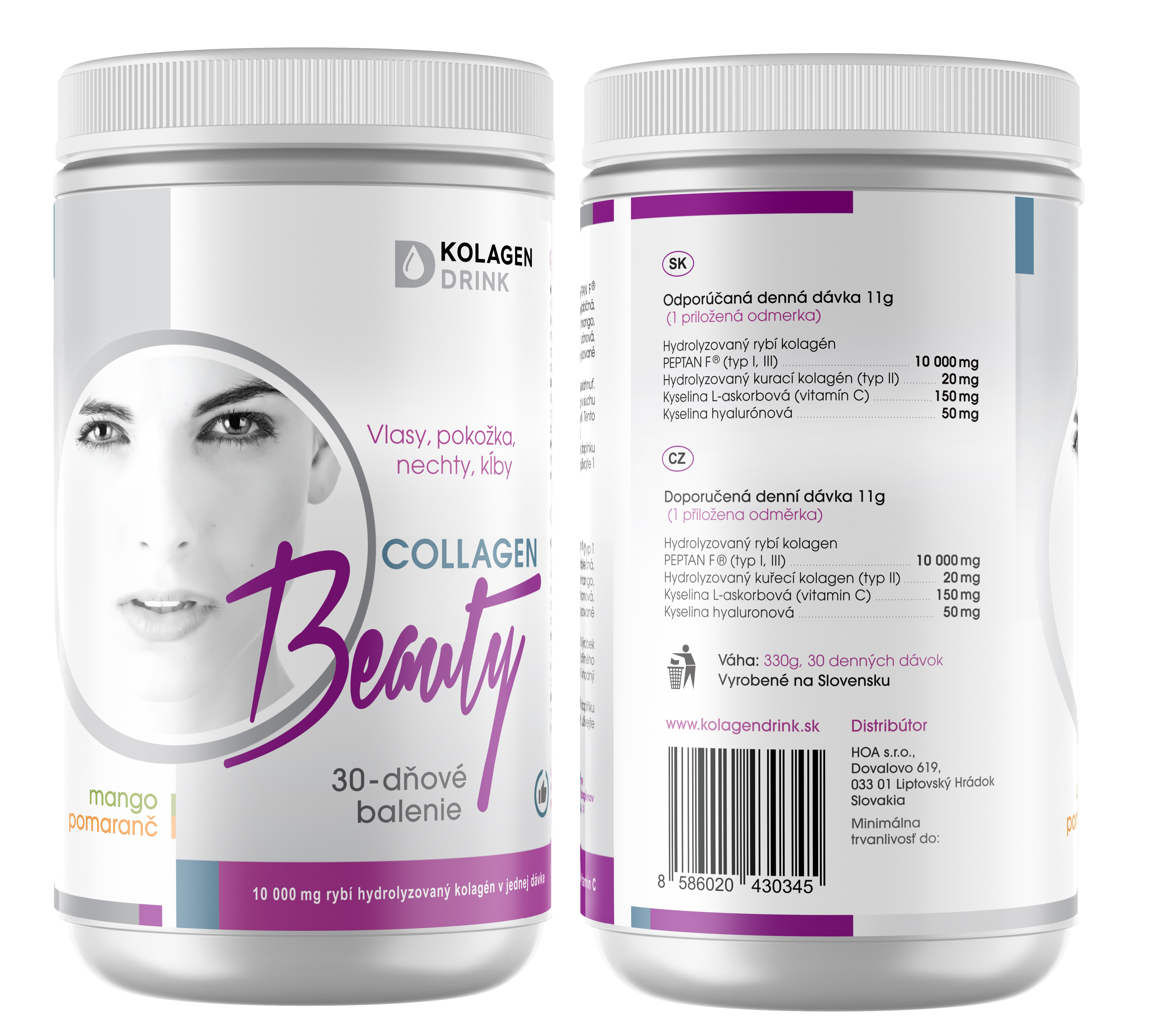 kolagenDrink Beauty collagen