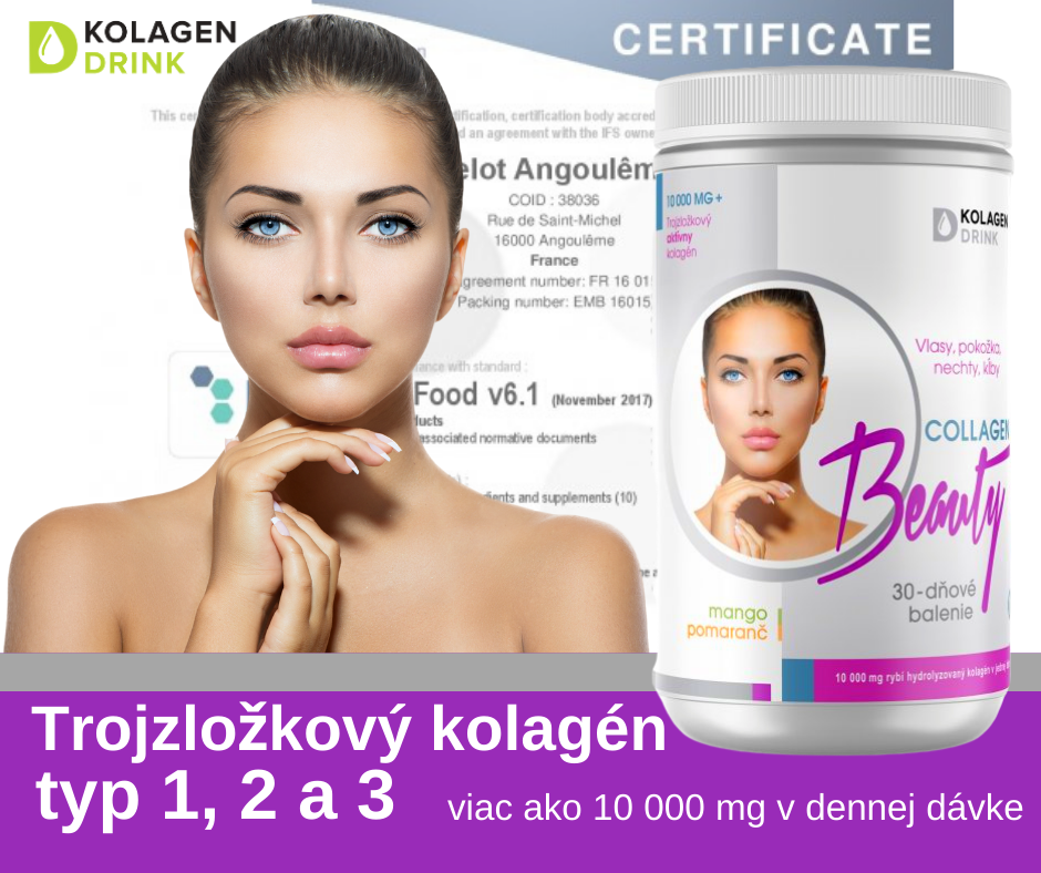 kolagendrink.sk Collagen Beauty