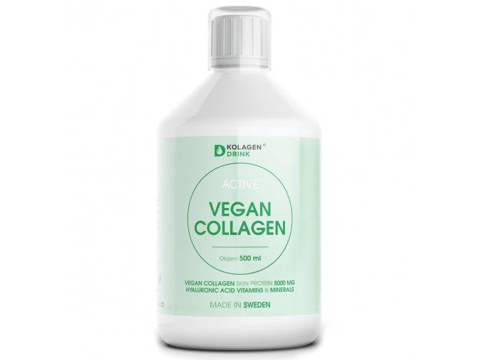 KolagenDrink Active Vegan Collagen 500 ml