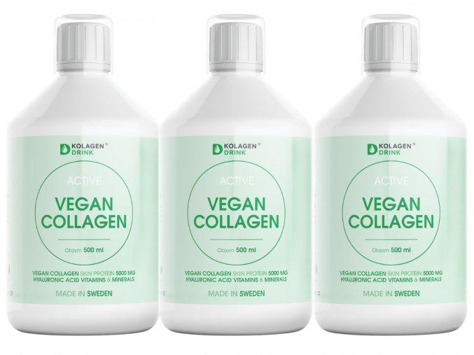 90 dnovy program Vegan Collagen KD