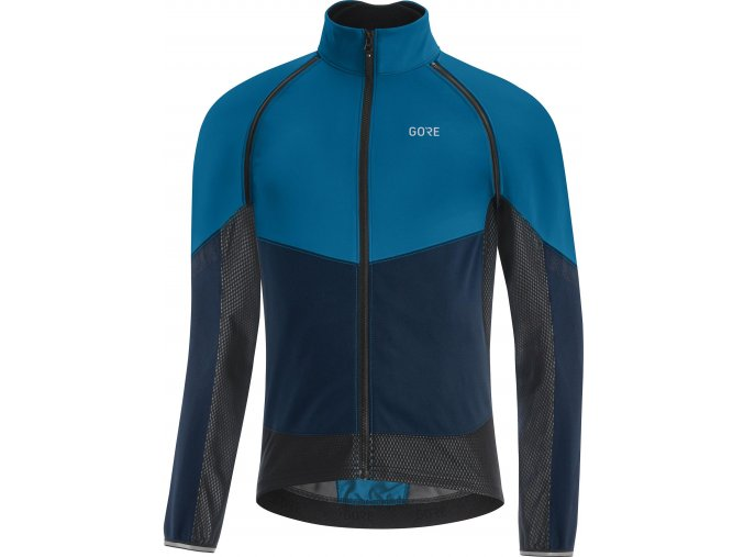 GORE Wear Phantom Jacket Mens Sphere Blue/Orbit Blue