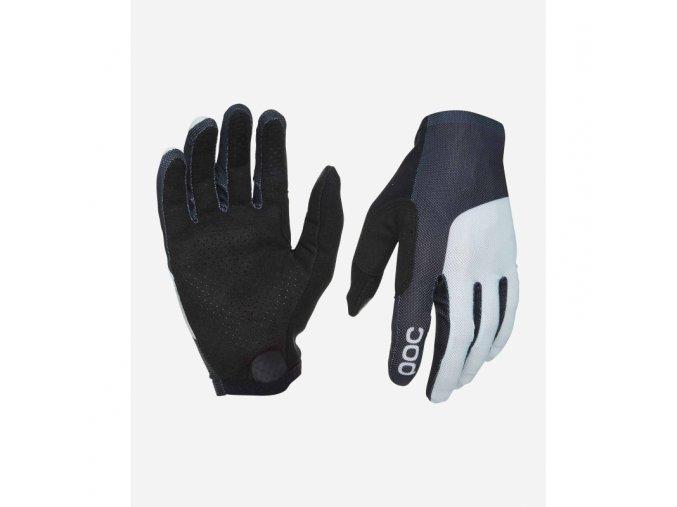 poc essential mesh glove uranium black oxolane grey 2020