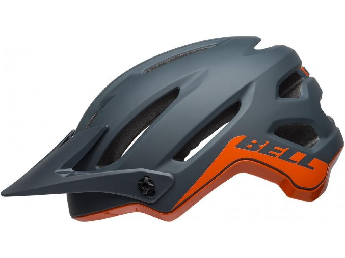 BELL 4Forty MIPS Mat/Glos Slate/Orange