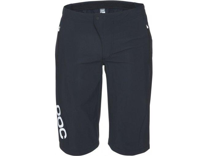 POC Essential Enduro Shorts - Uranium Black