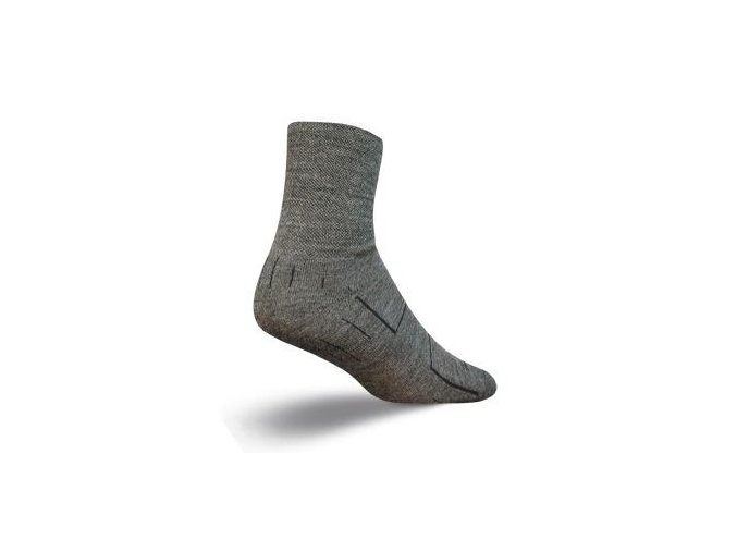 ponozky sockguy wooligan charcoal