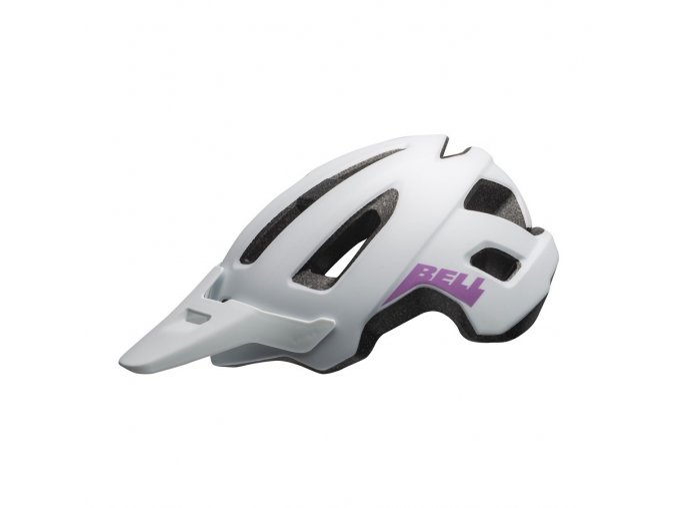 BELL Nomad W Mat White Purple