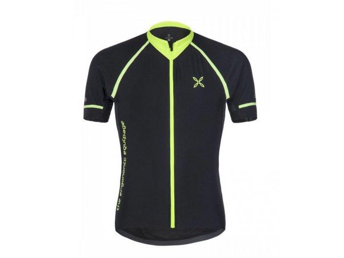 MONTURA Quarzo full zip T-Shirt front