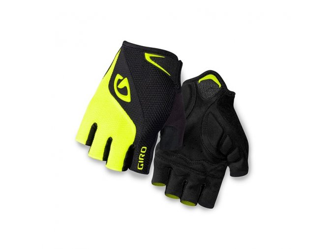 Giro Bravo black yellow