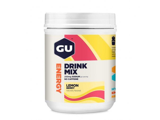 GU Energy Drink Mix 849g Lemon Berry