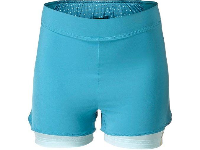 Mavic Echappée Short blue front