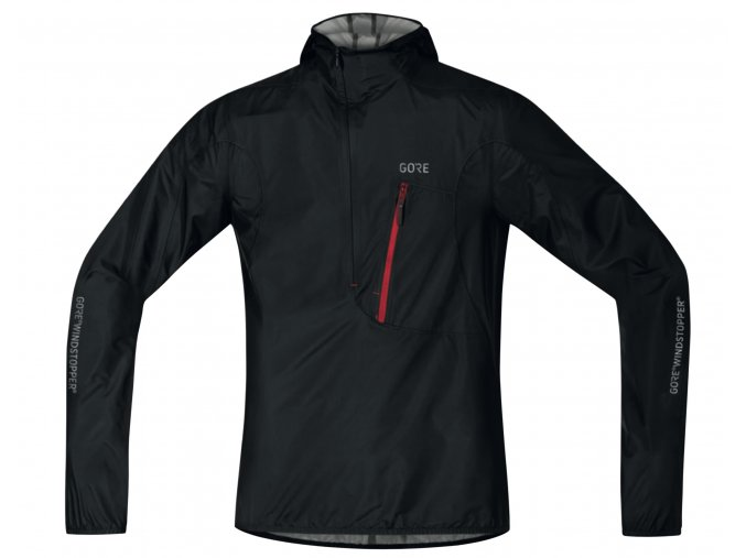 GORE C7 Windstopper Hooded Rescue Jacket front