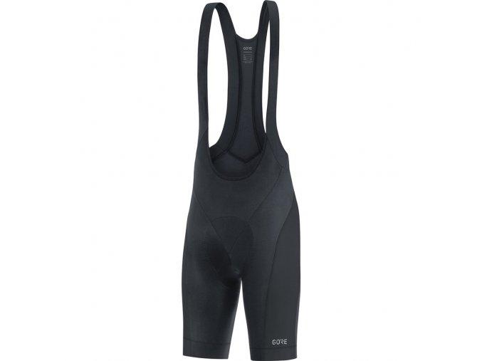 GORE C3 Bib Shorts+ black front