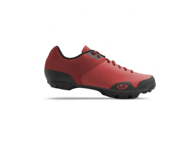 GIRO Privateer Lace Bright Red:Dark Red 1