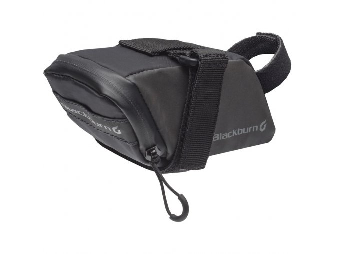 BLACKBURN Grid Small Seat Bag Black Reflective 1