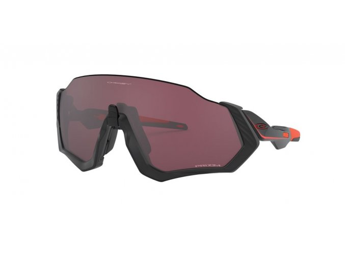 OAKLEY Flight Jacket Ignite w PRIZM Road Black