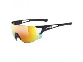 UVEX SPORTSTYLE 804 BLACK/MIRROR RAINBOW