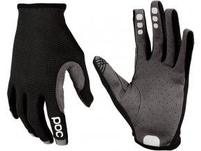 POC Resistance Enduro Glove uranium black/uranium black