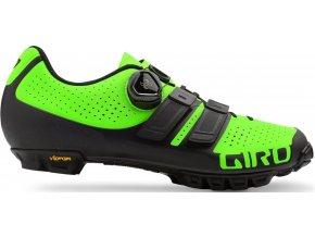 Giro Code Techlace Lime/Black