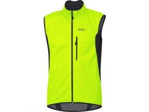 GORE C3 WS Vest neon yelow 1