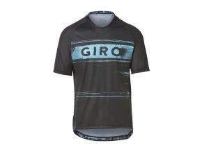GIRO Roust Jersey Black Iceberg Hypnotic 1