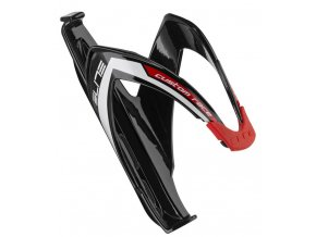 Košík láhve ELITE Custom Race Black/Red