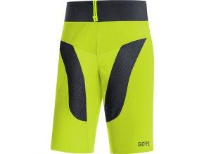GORE C5 Trail Light Shorts citrus green black