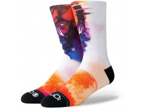 STANCE Cudi Man On The Moon white