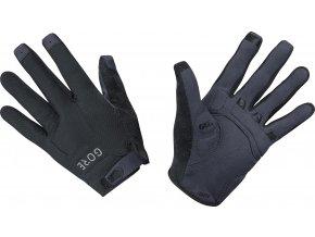 GORE C5 Trail Gloves Black