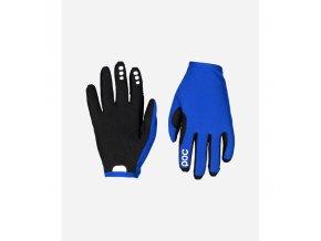 poc resistance enduro glove light azurite blue 2020