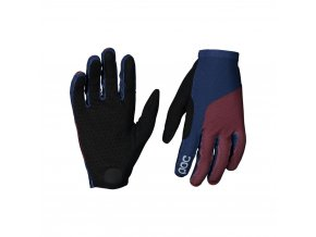 POC Essential Mesh Glove Propylene Red/Turmaline Nav