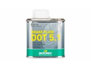 MOTOREX Brake Fluid DOT 5.1 250g