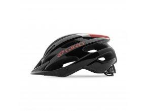 Giro Revel Barva: Black/Bright red side