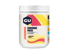 GU Energy Drink Mix 849g Lemon Berry