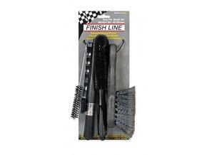 FINISH LINE Easy Pro Brush Set