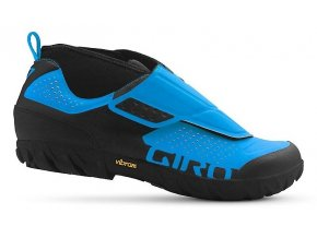 GIRO Terraduro Mid Blue Jewel