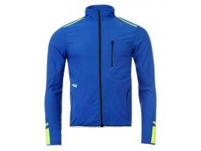 Gore jacket X Run Ultra Soft Shell Light jacket blue yellow