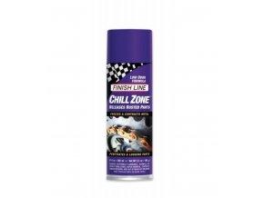 Finish Line Chill Zone