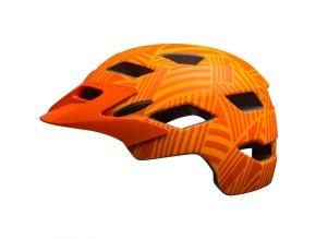 BELL Sidetrack Mat Tang/Orange Side