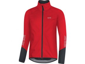 GORE C5 GTX Active Jacket-red/black front
