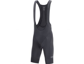 ORE C5 Optiline Bib Shorts+ black front