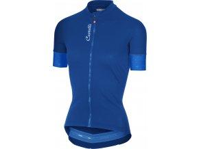Castelli Anima 2 jersey FZ blue