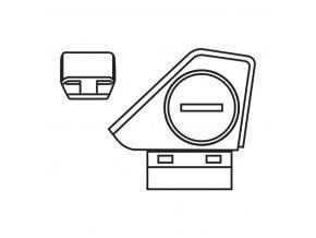 VDO bezdrát.(digitální) sada pro snímání kadence pro modely M3.1WL,M4.1WL,M5WL a M6.1WL
